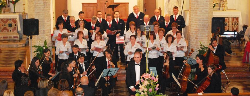 Coro con orchestra